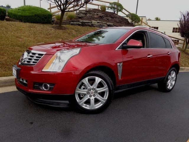 2016 Cadillac SRX Performance Collection AWD Performance