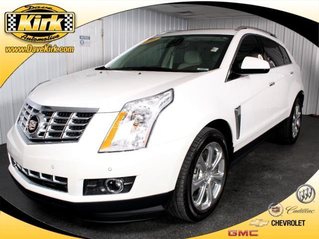 2016 Cadillac SRX Performance Collection Performance