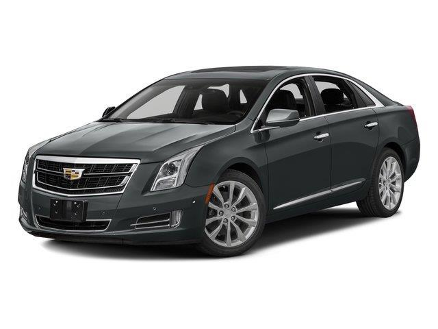2016 Cadillac XTS Luxury Luxury 4dr Sedan