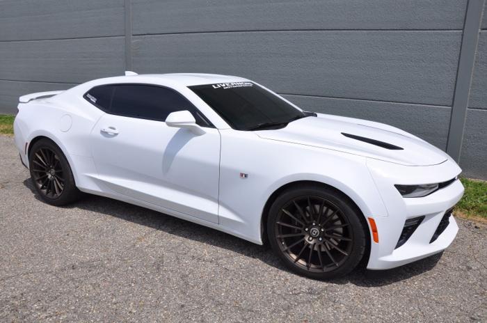 2016 Chevrolet Camaro 2ss Summit White For In Chicago Illinois
