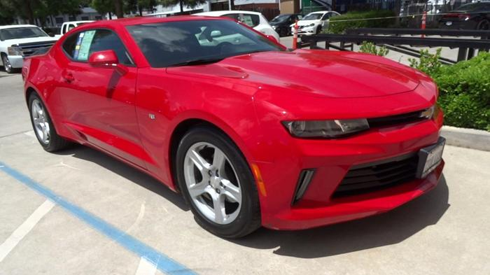 2016 Chevrolet Camaro Lt Lt 2dr Coupe W 1lt For Sale In