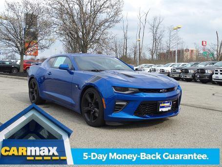 2016 chevrolet camaro ss ss 2dr coupe w 1ss for sale in cincinnati ohio classified. Black Bedroom Furniture Sets. Home Design Ideas