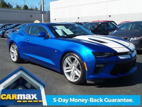2016 chevrolet camaro ss ss 2dr coupe w 1ss for sale in bristol tennessee classified. Black Bedroom Furniture Sets. Home Design Ideas