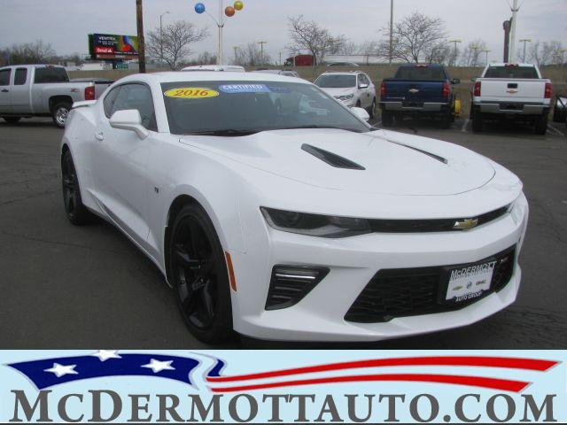 2016 Chevrolet Camaro SS SS 2dr Coupe w/2SS