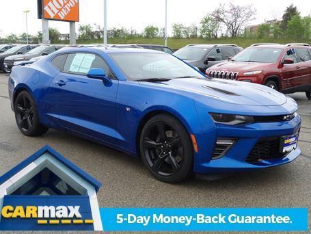 2016 chevrolet camaro ss ss 2dr coupe w 2ss for sale in lexington kentucky classified. Black Bedroom Furniture Sets. Home Design Ideas