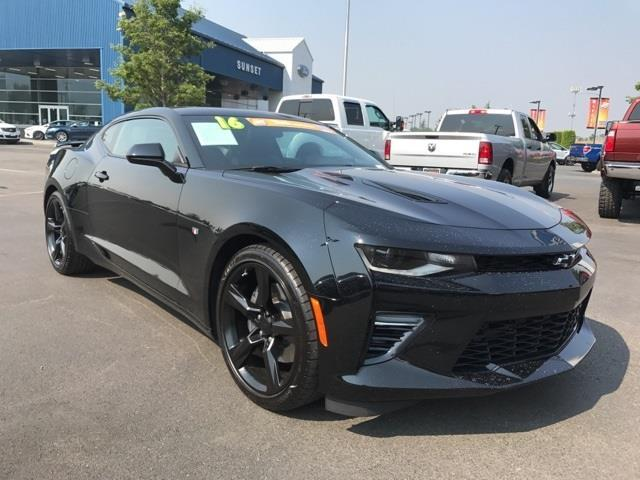 2016 chevrolet camaro ss ss 2dr coupe w 2ss for sale in sumner washington classified. Black Bedroom Furniture Sets. Home Design Ideas