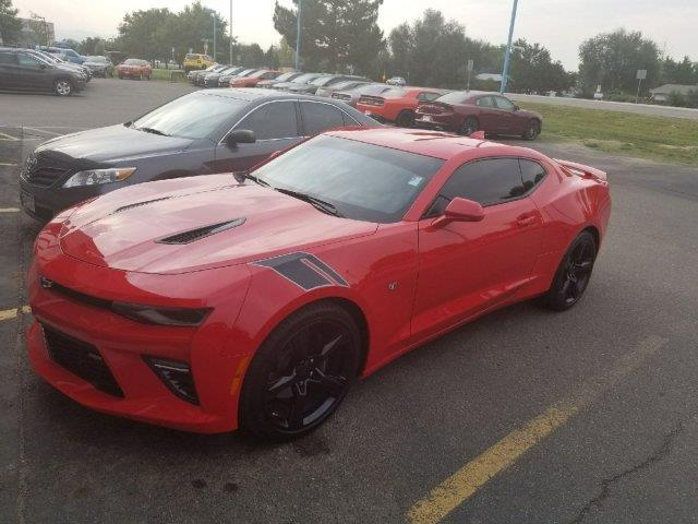 2016 Chevrolet Camaro Ss Ss 2dr Coupe W 2ss For Sale In