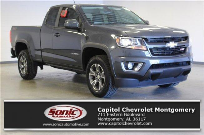 2016 Chevrolet Colorado 2WD Extended Z71