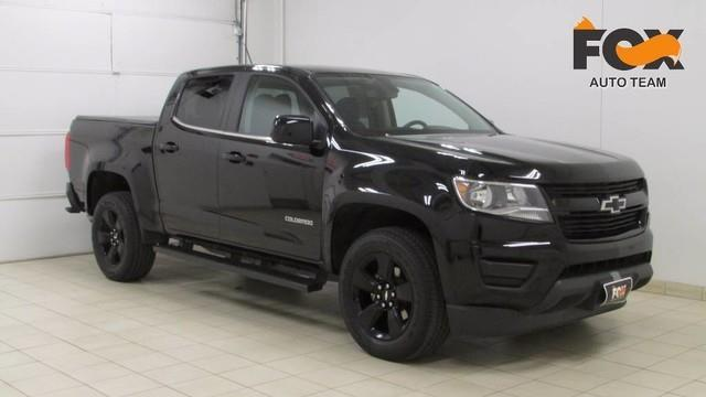 2016 Chevrolet Colorado LT 4x2 LT 4dr Crew Cab 5 ft. SB
