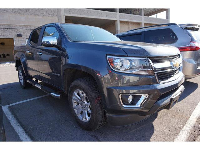 Chevrolet In Murfreesboro Tn 2016 Chevrolet Colorado Lt