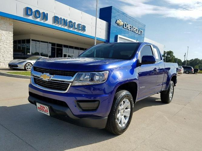 2016 chevrolet colorado lt 4x2 lt 4dr extended cab 6 ft lb for sale in temple texas classified. Black Bedroom Furniture Sets. Home Design Ideas