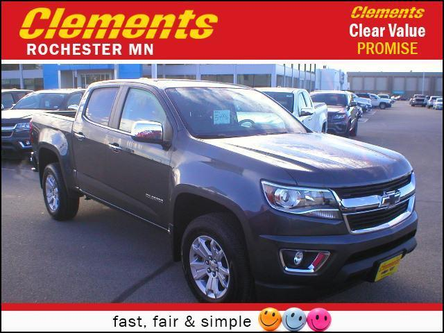 2016 chevrolet colorado lt 4x4 lt 4dr crew cab 5 ft sb for sale in rochester minnesota. Black Bedroom Furniture Sets. Home Design Ideas