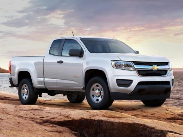 2016 Chevrolet Colorado Work Truck 4x2 Work Truck 4dr