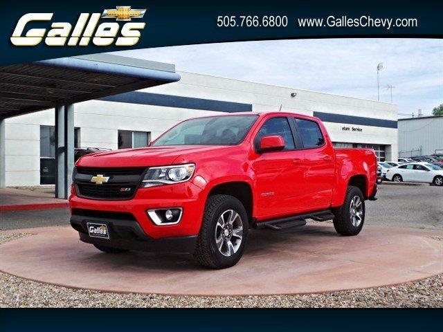2016 chevrolet colorado z71 4x4 z71 4dr crew cab 5 ft sb for sale in albuquerque new mexico. Black Bedroom Furniture Sets. Home Design Ideas