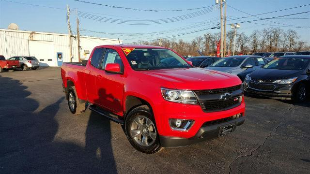 2016 chevrolet colorado z71 4x4 z71 4dr extended cab 6 ft lb for sale in bino pennsylvania. Black Bedroom Furniture Sets. Home Design Ideas