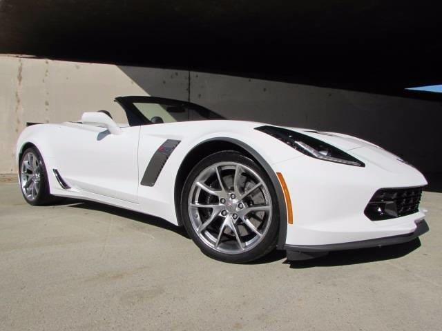 2016 Chevrolet Corvette Z06 Z06 2dr Convertible w/3LZ