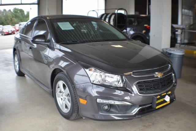 2016 Chevrolet Cruze Limited 1LT Auto 1LT Auto 4dr