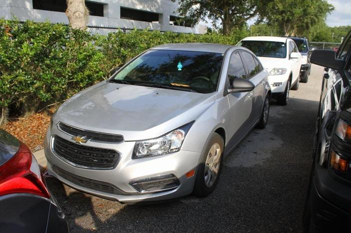 2016 chevrolet cruze limited ls auto ls auto 4dr sedan w 1sb for sale in zephyrhills florida. Black Bedroom Furniture Sets. Home Design Ideas