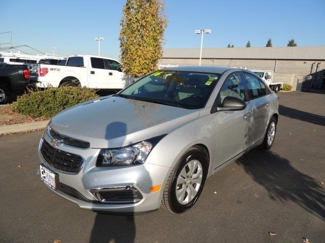 2016 chevrolet cruze limited ls auto ls auto 4dr sedan w 1sb for sale in tierra buena. Black Bedroom Furniture Sets. Home Design Ideas