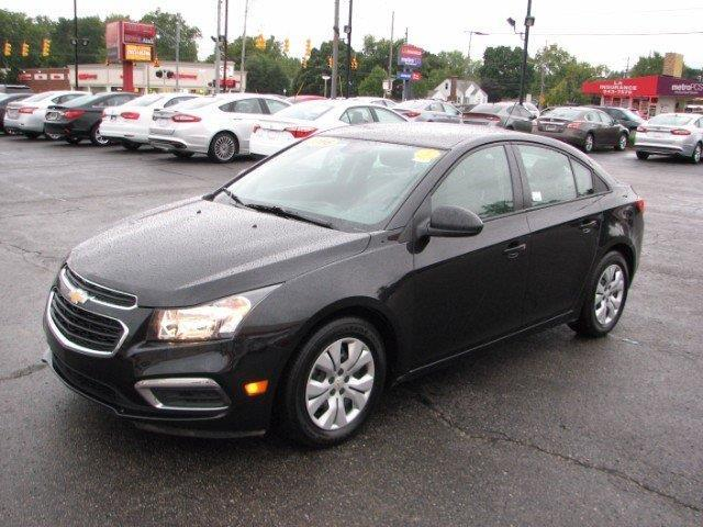 2016 chevrolet cruze limited ls auto ls auto 4dr sedan w 1sb for sale in wyoming michigan. Black Bedroom Furniture Sets. Home Design Ideas