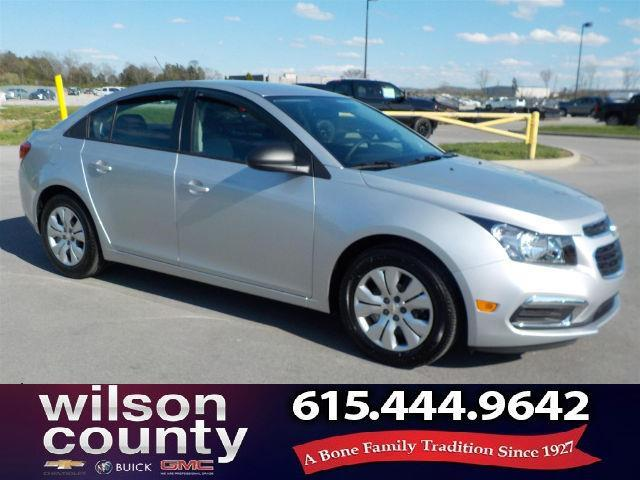 2016 chevrolet cruze limited ls auto ls auto 4dr sedan w 1sb for sale in lebanon tennessee. Black Bedroom Furniture Sets. Home Design Ideas
