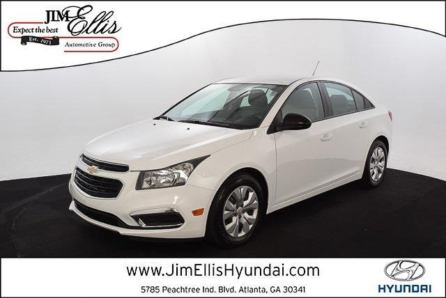 2016 chevrolet cruze limited ls auto ls auto 4dr sedan w 1sb for sale in atlanta georgia. Black Bedroom Furniture Sets. Home Design Ideas