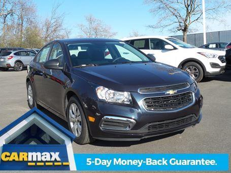 2016 Chevrolet Cruze Limited LS Manual LS Manual 4dr