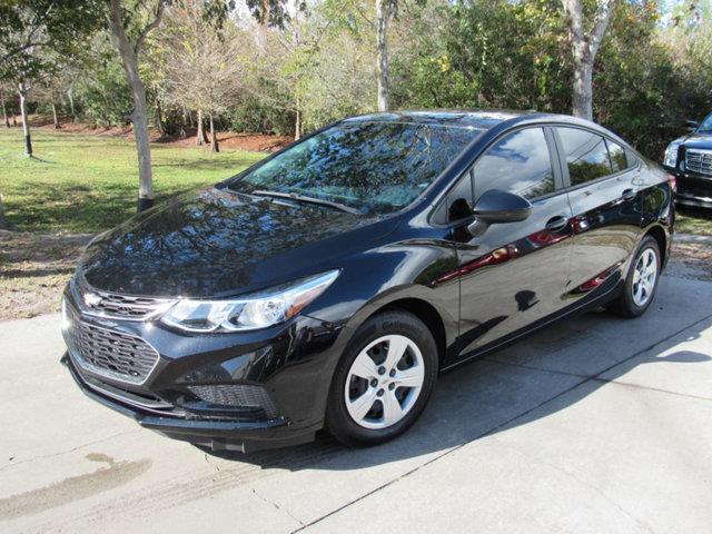 2016 Chevrolet Cruze LS Auto LS Auto 4dr Sedan w/1SB