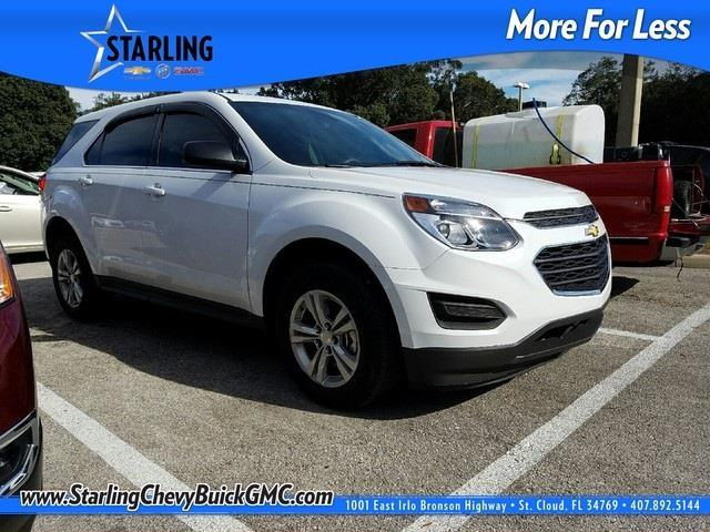 2016 chevrolet equinox ls ls 4dr suv for sale in saint cloud florida classified. Black Bedroom Furniture Sets. Home Design Ideas