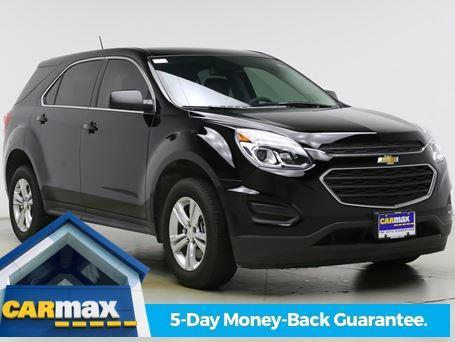 2016 chevrolet equinox ls ls 4dr suv for sale in fort. Black Bedroom Furniture Sets. Home Design Ideas