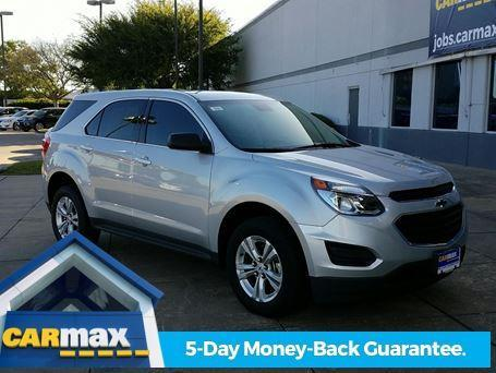 2016 chevrolet equinox ls ls 4dr suv for sale in houston. Black Bedroom Furniture Sets. Home Design Ideas