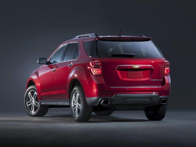 2016 Chevrolet Equinox LT LT 4dr SUV