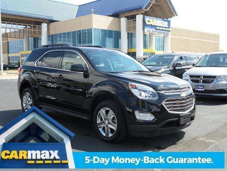 2016 chevrolet equinox lt lt 4dr suv for sale in oklahoma. Black Bedroom Furniture Sets. Home Design Ideas