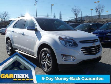 2016 chevrolet equinox ltz ltz 4dr suv for sale in hickory. Black Bedroom Furniture Sets. Home Design Ideas