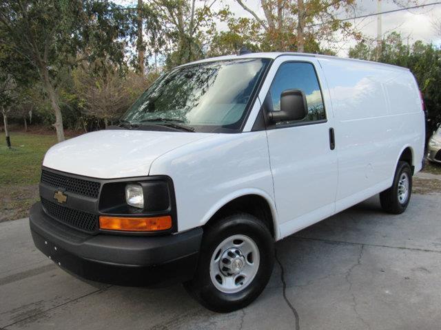 2016 Chevrolet Express Cargo 2500 2500 3dr Cargo Van