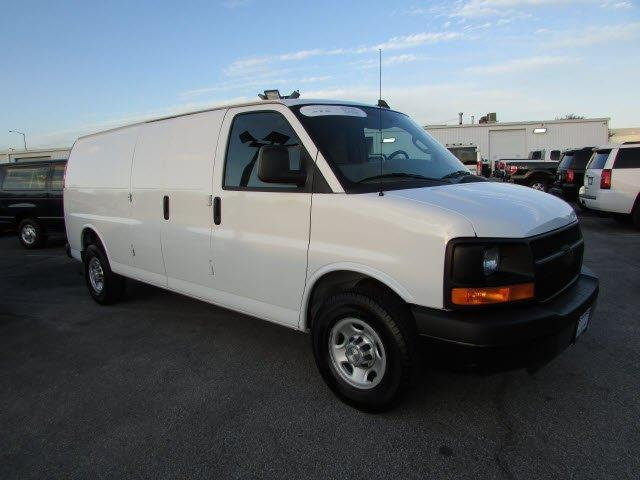2016 Chevrolet Express Cargo 2500 2500 3dr Extended