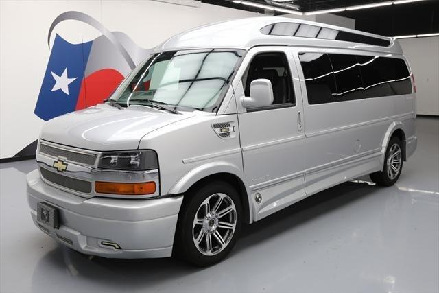 2016 chevrolet express cargo 2500 2500 3dr extended cargo van w 1wt for sale in houston texas. Black Bedroom Furniture Sets. Home Design Ideas
