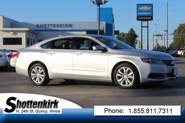 2016 Chevrolet Impala Lt Lt 4dr Sedan W 2lt For Sale In Burton Illinois Classified