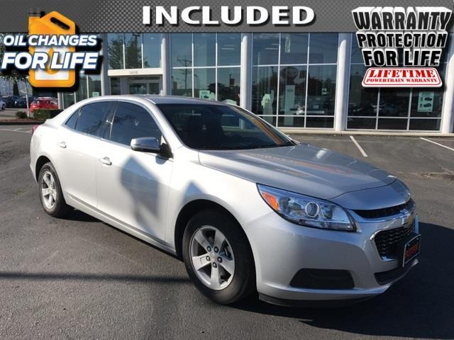 2016 Chevrolet Malibu Limited LT LT 4dr Sedan