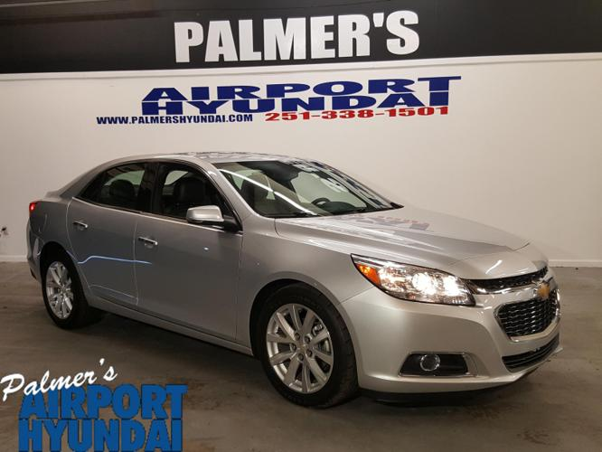 2016 Chevrolet Malibu Limited LTZ LTZ 4dr Sedan