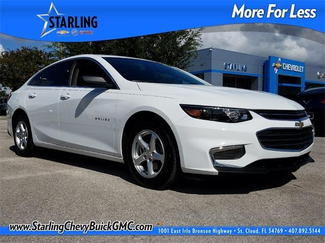2016 chevrolet malibu ls ls 4dr sedan for sale in saint cloud florida classified. Black Bedroom Furniture Sets. Home Design Ideas