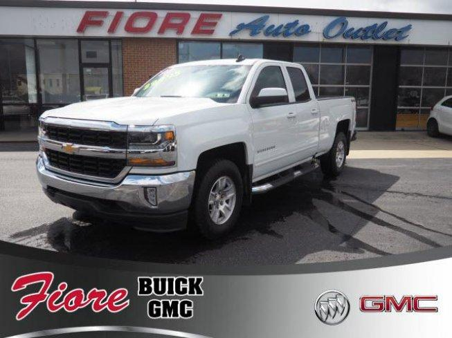 2016 chevrolet silverado 1500 4x4 double cab lt for sale in altoona pennsylvania classified. Black Bedroom Furniture Sets. Home Design Ideas