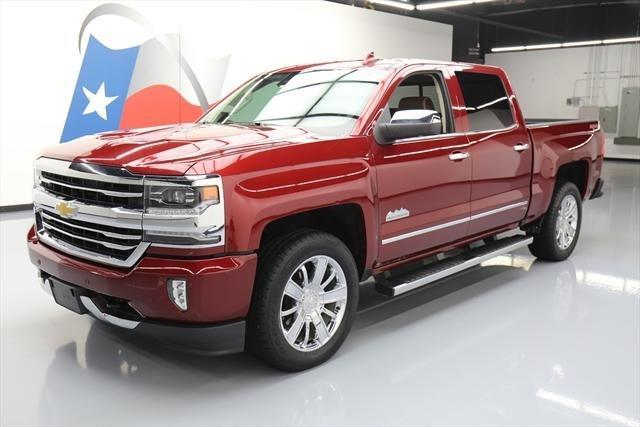 2016 chevrolet silverado 1500 high country 4x4 high country 4dr crew cab 5 8 ft sb for sale in. Black Bedroom Furniture Sets. Home Design Ideas