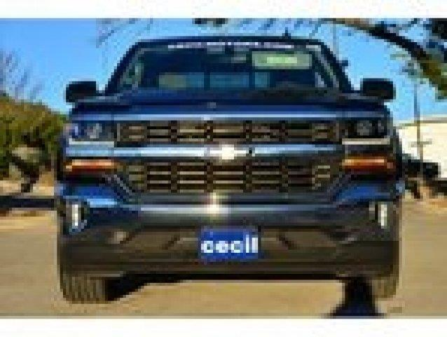 2016 Chevrolet Silverado 1500 LT 4x2 LT 4dr Crew Cab