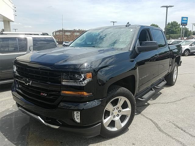 Jim Glover Chevrolet >> 2016 Chevrolet Silverado 1500 LT 4x4 LT 4dr Crew Cab 6.5 ft. SB w/Z71 for Sale in Tulsa ...
