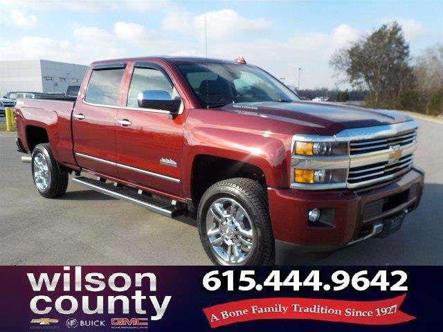 2016 Chevrolet Silverado 2500HD High Country 4x4 High