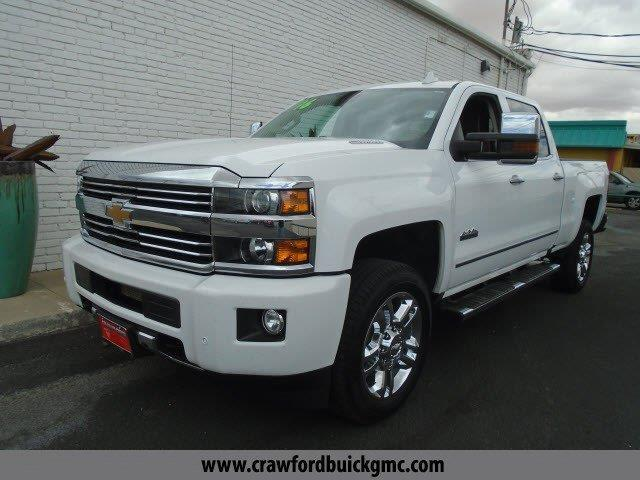 2016 chevrolet silverado 2500hd high country 4x4 high country 4dr crew cab sb for sale in el. Black Bedroom Furniture Sets. Home Design Ideas