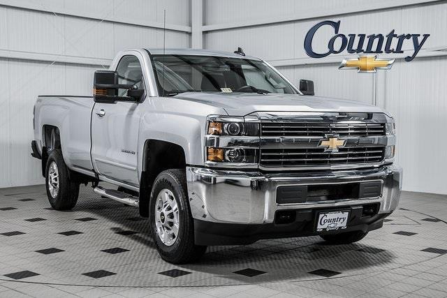 2016 Chevrolet Silverado 2500HD LT 4x4 LT 2dr Regular