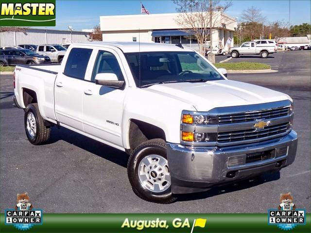 2016 chevrolet silverado 2500hd lt 4x4 lt 4dr crew cab sb for sale in augusta georgia. Black Bedroom Furniture Sets. Home Design Ideas