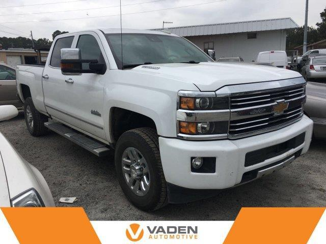 2016 Chevrolet Silverado 3500HD High Country 4x4 High
